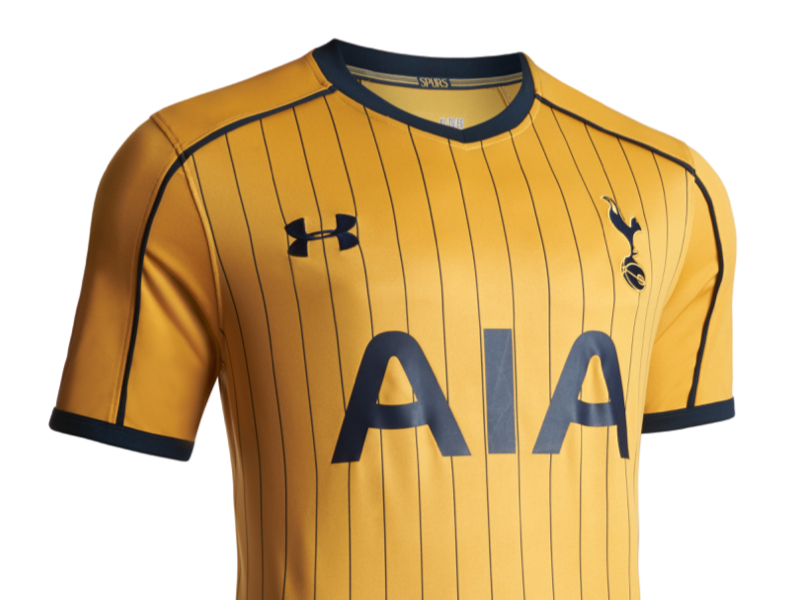Did Under Armour miss a trick with their new Spurs kits ... 8ee7367c4
