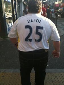 Defoe shirt