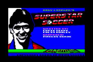Gary Lineker's Superstar Soccer