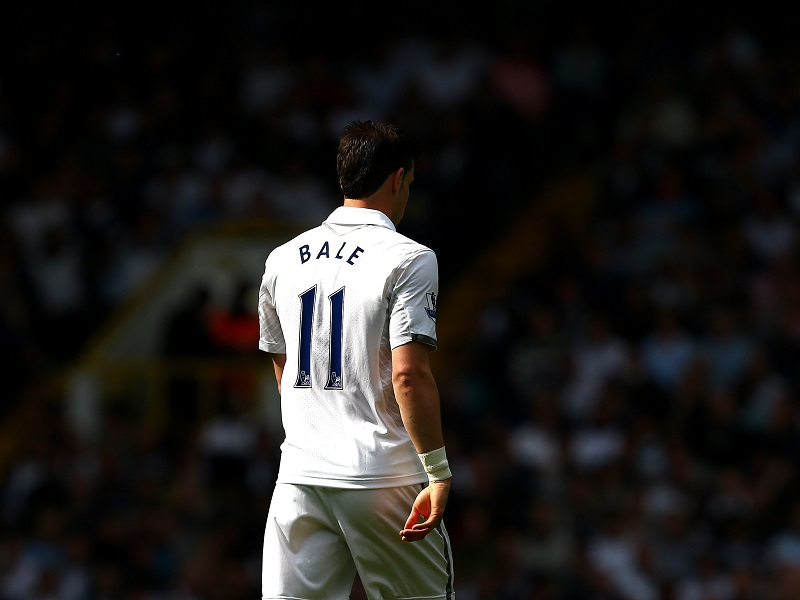 buy popular ea9aa 32728 Has Gareth Bale's proposed move back to Tottenham moved a ...