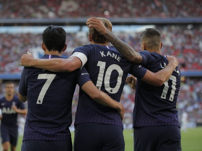 LEAKED: Could this be Tottenham's new third kit for the 2019